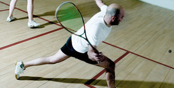 Squash and Racket Ball