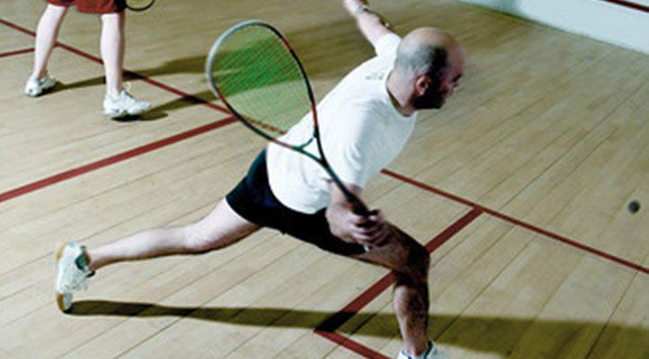 Squash-thumb