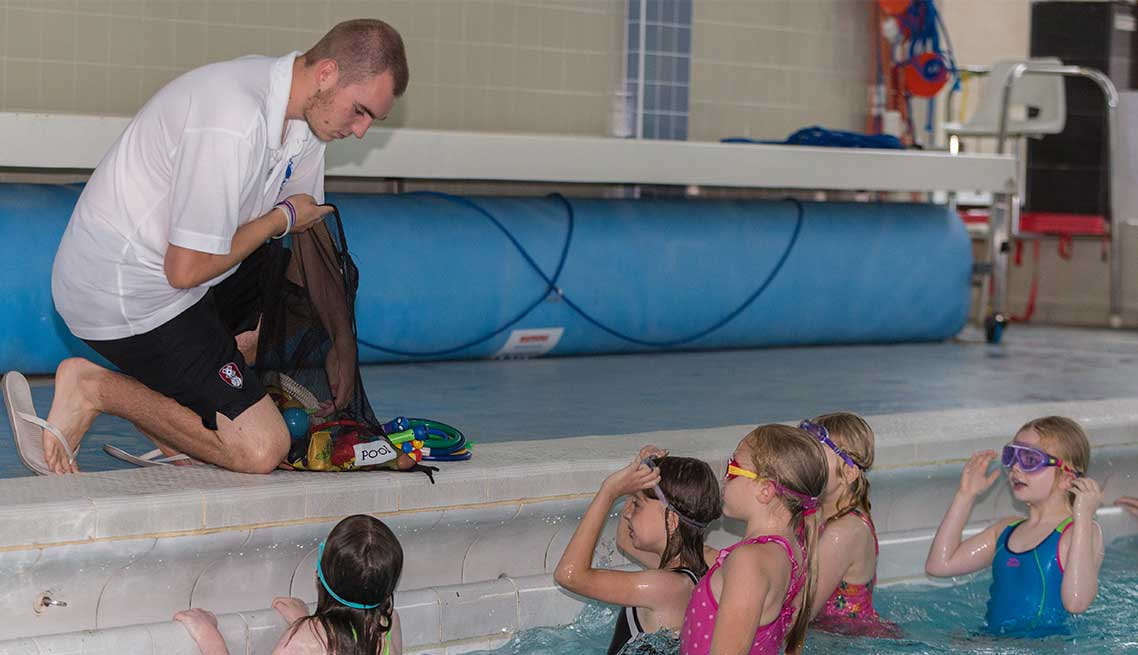 Swimming Lessons At Your Swim School Stocksbridge Community Leisure Centre