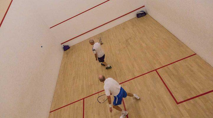 Racketball-Slider